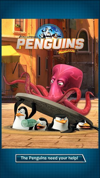 Penguins of Madagascar giochi per iPhone avrmagazine 2