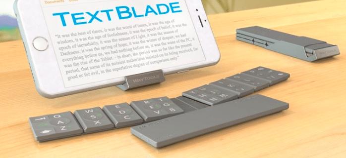 TextBlade Keyboard for iPhone avrmagazine 1