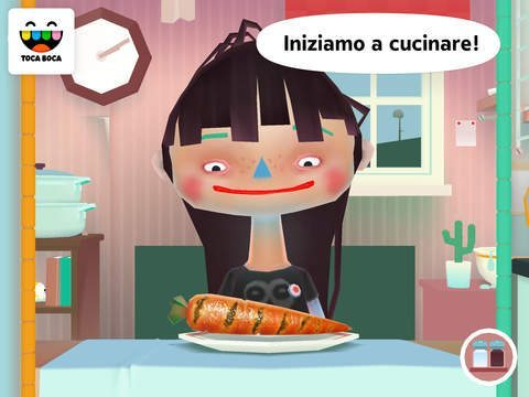 Toca Kitchen 2 giochi per iPhone avrmagazine 2