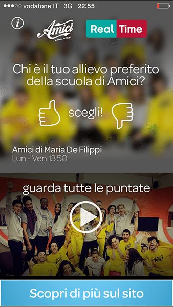amici real time-app per ios-avrmagazine