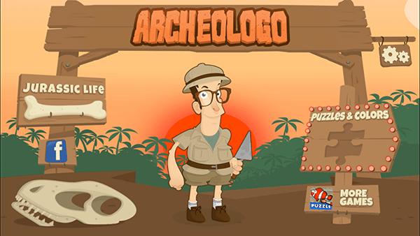 archeologo jurassic life-giochi ios-avrmagazine