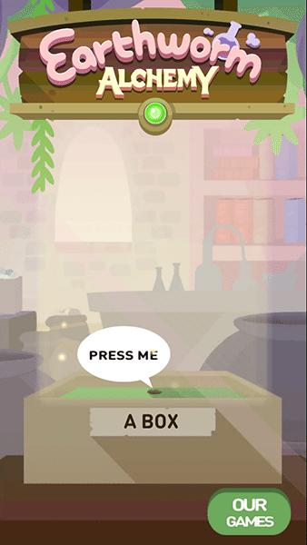 earthworm alchemy-giochi per ios-avrmagazine