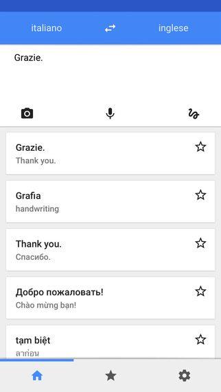 google traduttore applicazioni per iPhone avrmagazine 2
