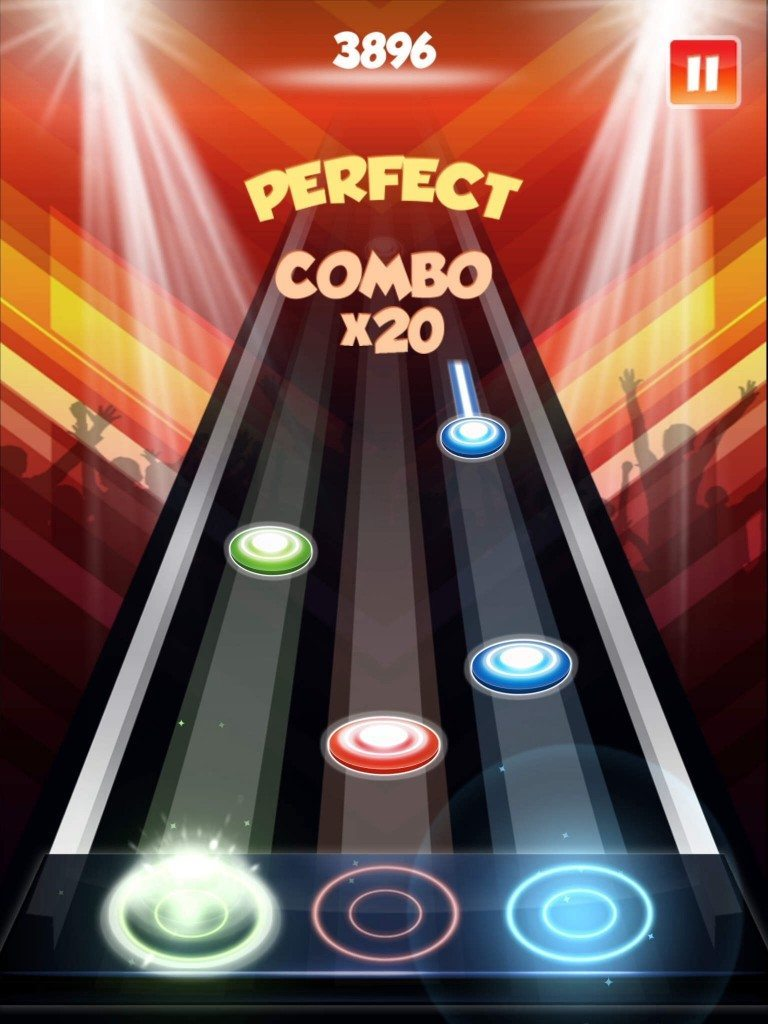 Rock Hero giochi per iphone AvrMagazine