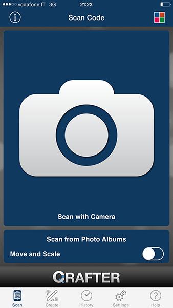 qrafter-app ios-avrmagazine
