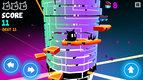 spirefall-giochi ios-avrmagazine2