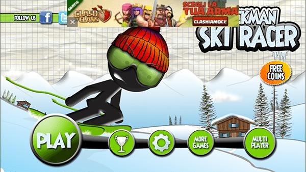 stickman ski racer-giochi ios android-avrmagazine