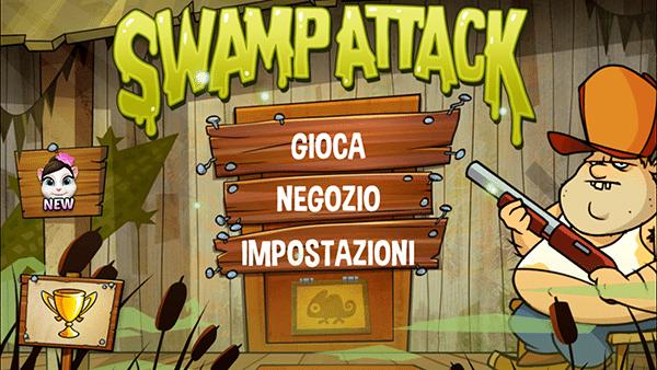 swamp attack-giochi ios-avrmagazine