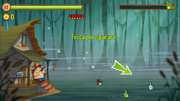 swamp attack-giochi ios-avrmagazine4