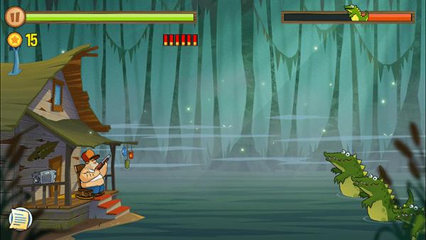 swamp attack-giochi ios-avrmagazine5