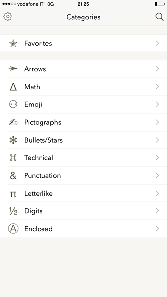 symbols-app per ios-avrmagazine