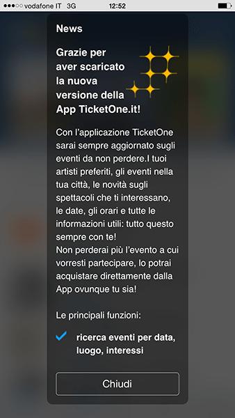 ticketone-app per ios-avrmagazine