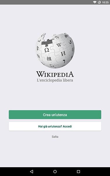 wikipedia beta-app per android-avrmagazine