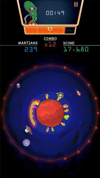 Cleanvaders Arcade gicohi per iPhone avrmagazine1