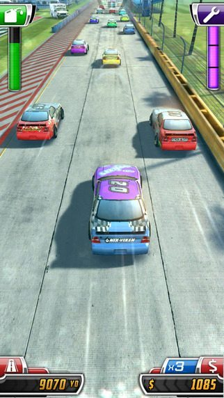 Daytona Rush giochi per iPhone avrmagazine 1