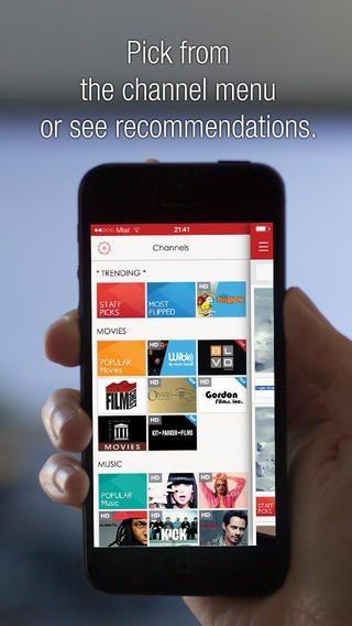 Flipps hd applicazioni per iPhone avrmagazine 1