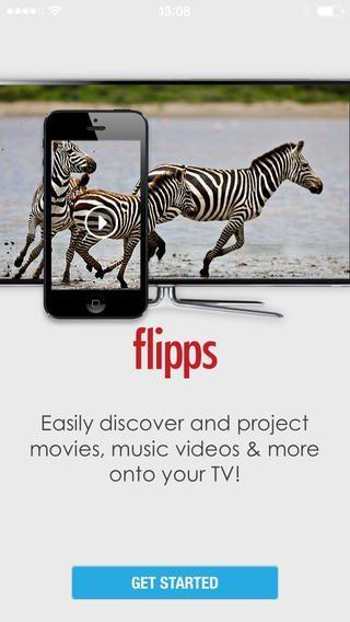Flipps hd applicazioni per iPhone avrmagazine 2