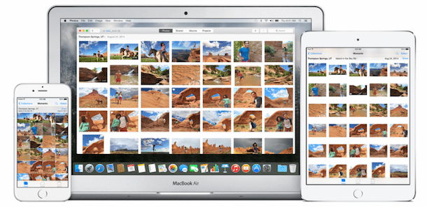 Foto App OS X 10.10.3