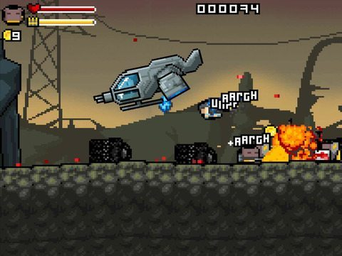 Gunslugs 2 gicohi per iphone avrmagazine 1