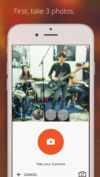 Nutshell Camera applicazioni per iPhone avrmagazine 1