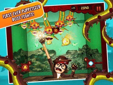 Puppet Punch giochi per iPhone avrmagazine 1