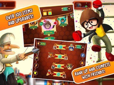 Puppet Punch giochi per iPhone avrmagazine 2