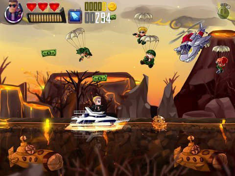 Ramboat giochi per iPhone avrmagazine 2