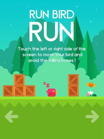 Run Bird Run giochi per iPhone avrmagazine 2
