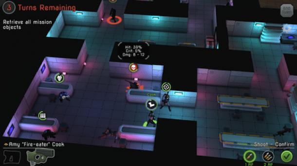 Shadow Corps giochi per iPhone avrmagazine 2