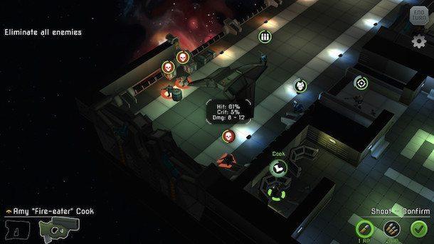 Shadow Corps giochi per iPhone avrmagazine 3