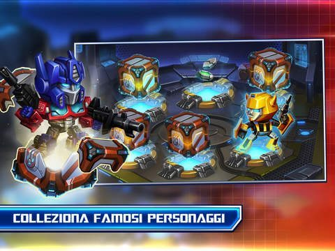 TRANSFORMERS Battle Tactics giochi per iPhone avrmagazine 1