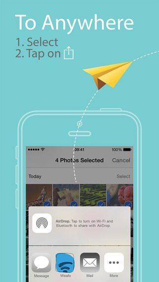 Weafo applicazioni per iPhone avrmagazine 1