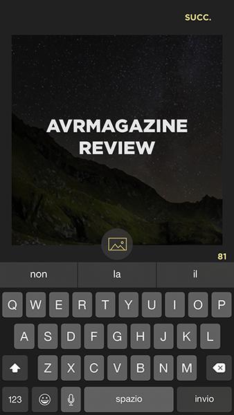 legend-app per ios-avrmagazine