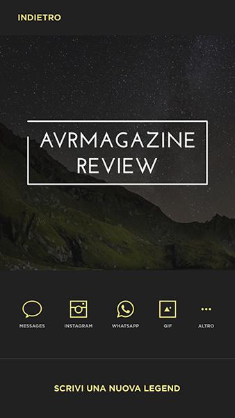 legend-app per ios-avrmagazine5