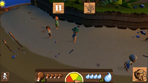 l'isola dei famosi scontro di eroi-giochi ios-avrmagazine2