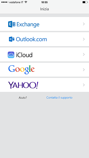 outlook-app per ios-avrmagazine
