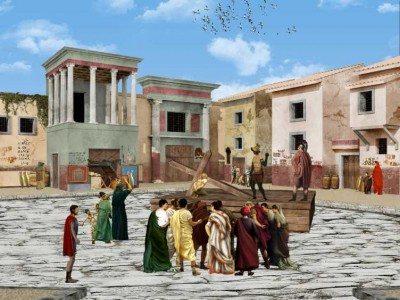 Pompeii Mala Tempora-Currunt