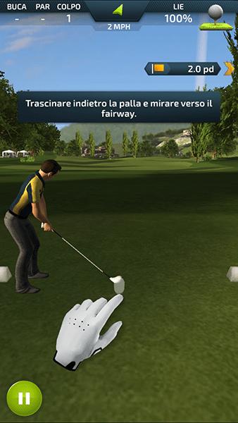 pro feel golf-giochi ios-avrmagazine