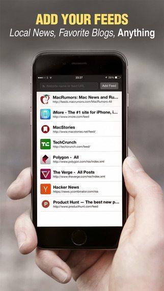 Breaking applicazioni per iPhone avrmagazine 1