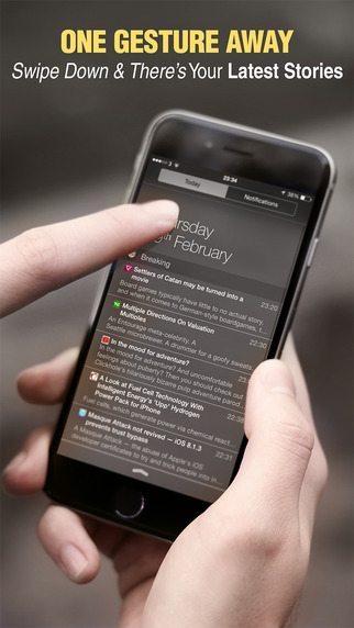Breaking applicazioni per iPhone avrmagazine 2