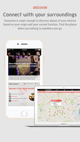 Connexun applicazioni per iPhone avrmagazine 2