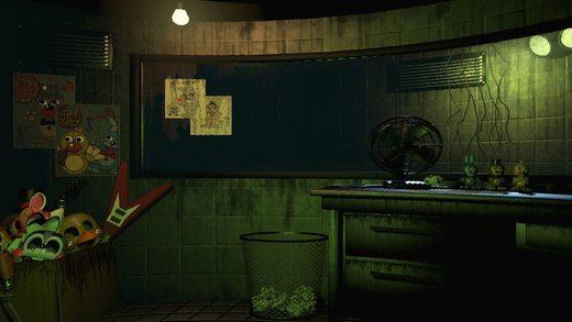 Five Nights at Freddy's 3 giochi per iPhone avrmagazine 1