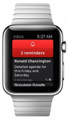 Mail Pilot applicazioni per apple watch avrmagazine
