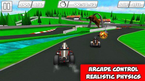 MiniDrivers giochi per iPhone avrmagazine2