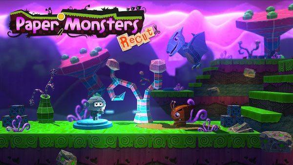 Paper Monster Recut avrmagazine 2