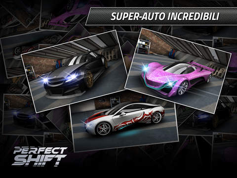 Perfect Shift giochi per iPhone avrmagazine 1