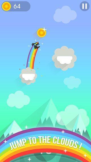 Rainbow Rider giochi per iPhone armagazine 1
