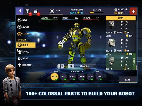 Real Steel Champions giochi per iPhone avrmagazine 3