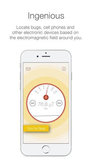 Spy Detector applicazioni per iPhone avrmagazine 1
