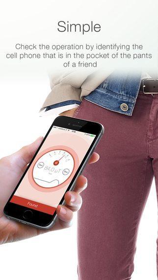 Spy Detector applicazioni per iPhone avrmagazine 2